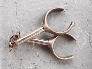 Types Of Clamps >> Standard Oar Locks (pair)